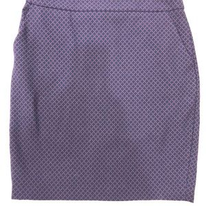 Express pencil skirt with lined slip
